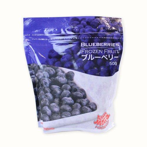冷凍フルーツ ブルーベリー トロピカルマリア 500g