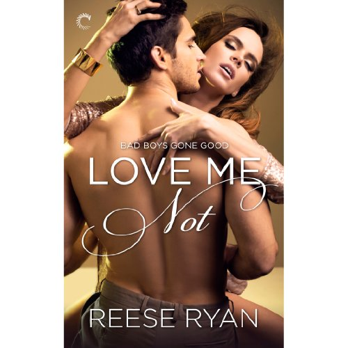 Love Me Not audiobook cover art