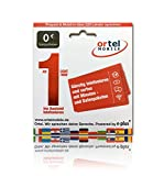 Ortel Mobile Starterpaket 0,00 Euro Stgh