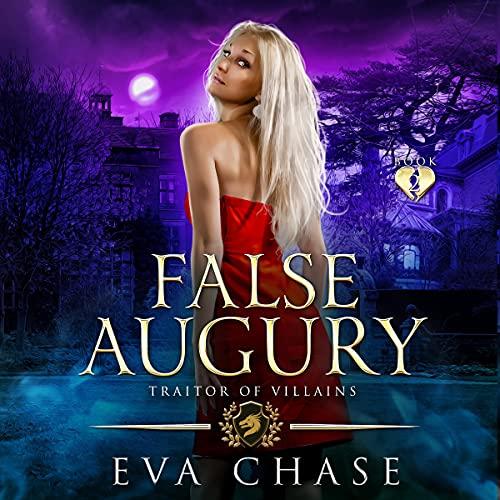 False Augury Audiobook By Eva Chase cover art