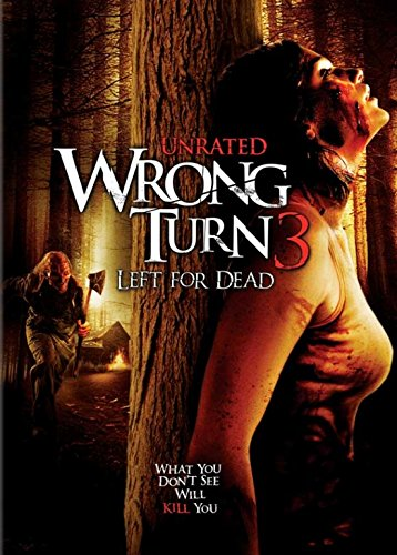 Wrong Turn 3: Left for Dead Movie Poster (68,58 x 101,60 cm)