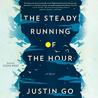 The Steady Running of the Hour audiobook cover art