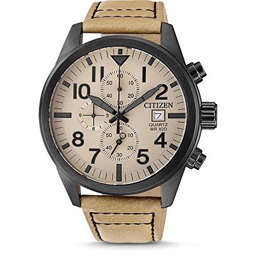 Citizen AN3625-07X Reloj de Pulsera para Hombre