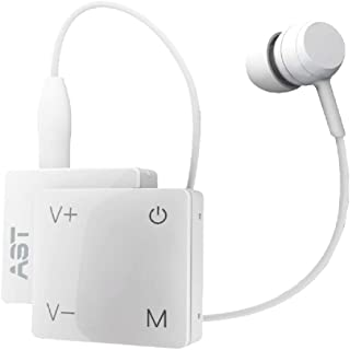 LAIWEN Hearing Amplifier Digital Personal Sound Amplifier with Noise Reduction for Senior, Fit to Either Ear (MP-01)