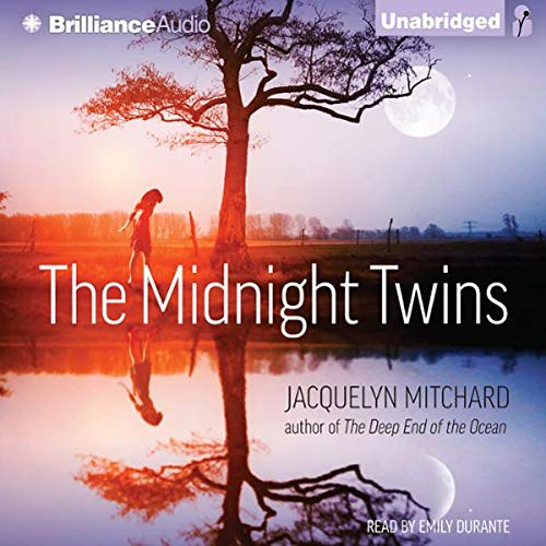 The Midnight Twins audiobook cover art