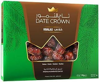 Date Crown Khalas Box, 1 kg