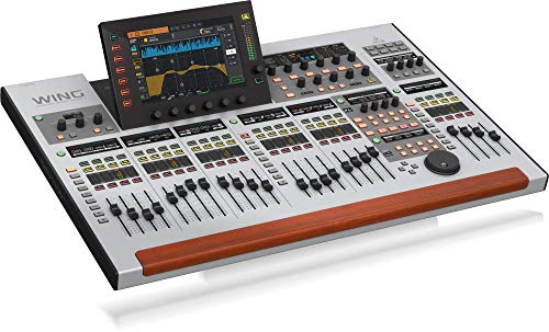 Behringer WING 48-channel, 28-bus Full Stereo Digital Mixing Console with 1 Year Extended Warranty