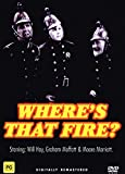 Will Hay - Where's That Fire DVD - Includes Wartime Short - Go To Blazes