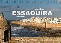 Marokko - Essaouira (Tischkalender 2022 DIN A5 quer): Der malerische historische Ort Essaouira in einem Kalender voller Atmosphaere vom Reisefotografen Peter Schickert. (Monatskalender, 14 Seiten )