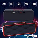 Zoom IMG-2 cassa bluetooth portatile 5 0
