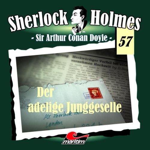 Der adelige Junggeselle audiobook cover art