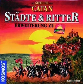 Die Siedler von Catan, Städte und Ritter-Erweiterung (Spiel)