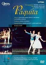 Minkus - Paquita / Letestu, Martinez, Paquette, Wilk, Coleman, Paris Opera