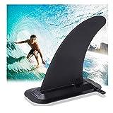 Tyenaza Aleta Central de Tabla de Surf - Aletas de Tabla de Surf inflables de pie de PVC para Tabla de Remo