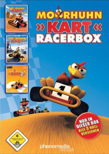 Moorhuhn Kart Racerbox