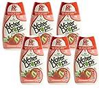Sweetleaf Stevia Natural Water Drops Strawberry Kiwi, 1.62 Fl Oz (Pack of 6)