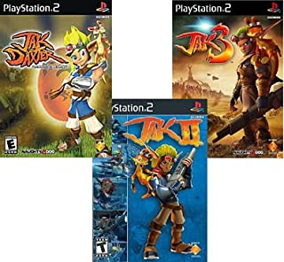 The Jak Collection (Jak And Daxter: The Precursor Legacy / Jak 2 / Jack 3)