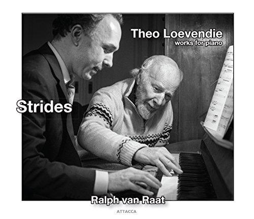 Strides: Theo Loevendie Works For Piano