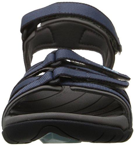 Teva Women's Tirra Sandal,Bering Sea,8 US