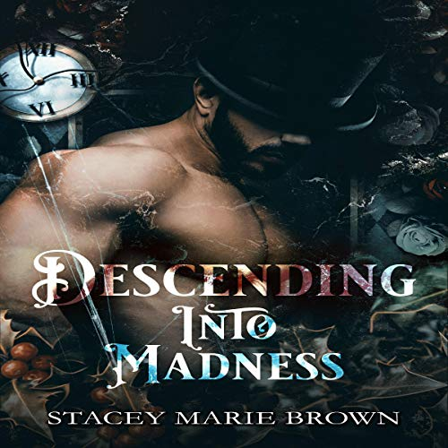 Couverture de Descending into Madness