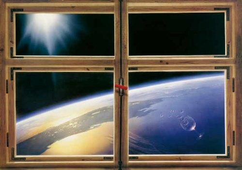 Hans-Werner SAHM Poster/Kunstdruck Keep Shut 100 x 70 cm