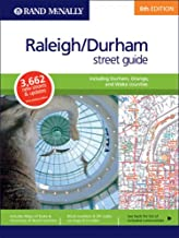 Rand McNally Raleigh/Durham including Durham, Orange and Wake Counties Street Guide (Rand McNally Raleigh/Durham Street Guide)