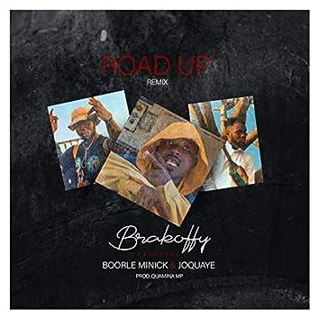 Road Up (feat. Boorle Minick, Joquaye) [Remix]
