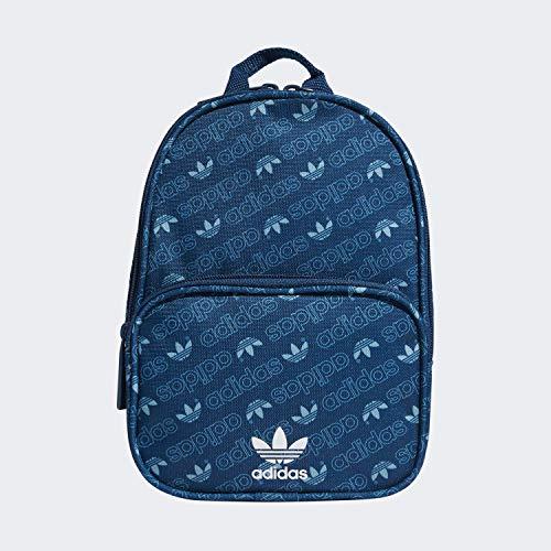 adidas Originals Damen Santiago Mini Rucksack, Damen, Tasche, Originals Santiago Mini Backpack, Forum Monogramm kleine Beutel, Einheitsgröße