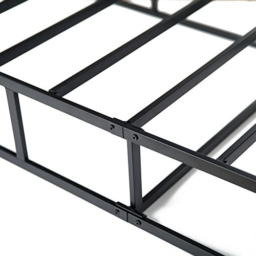 Zinus Armita 9 Inch Smart Box Spring / Mattress Foundation / Built-to-Last Metal Structure / High Profile / Easy Assembly, King