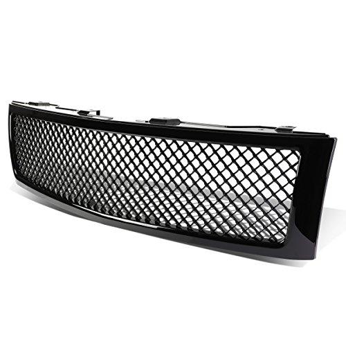 07 chevy silverado grill black - 2