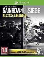 Tom Clancy's Rainbow Six Siege Advanced Edition Xbox One Game