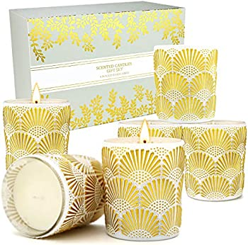 ilubox Luxury Scented Christmas Candle Gifts