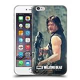 Head Case Designs Licenciado Oficialmente AMC The Walking Dead Arquero Daryl Dixon Carcasa de Gel de Silicona Compatible con Apple iPhone 6 Plus/iPhone 6s Plus
