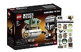 Collectix Star Wars - Set: Lego 75317 Der Mandalorianer™ und das Kind + 1x Star Wars Mandalorian Sticker