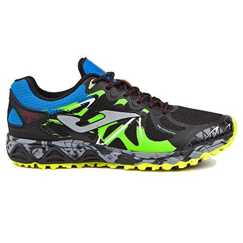 Joma TK. Sierra Men 801 Black Aislatex – Zapatillas de trail para hombre – TK.SIERS-801 (EU 42 – M 27 – UK 7.5)