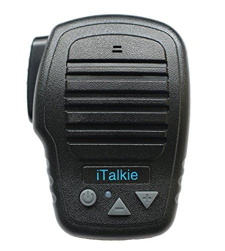 iTalkie - Wireless Bluetooth PTT Speaker Microphone zello ptt mic
