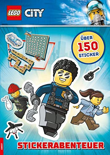 LEGO City – Stickerabenteuer