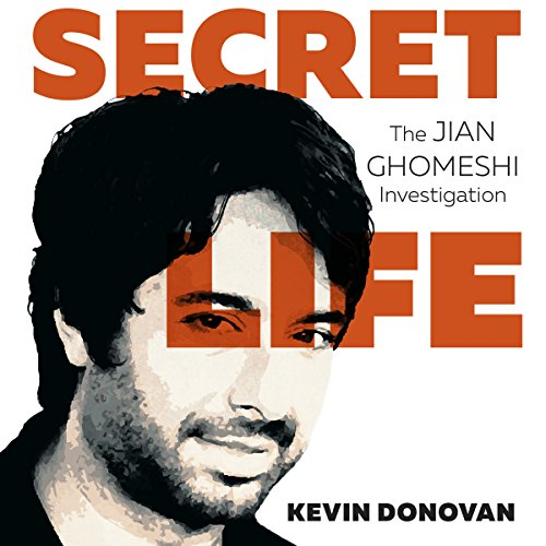 Secret Life audiobook cover art