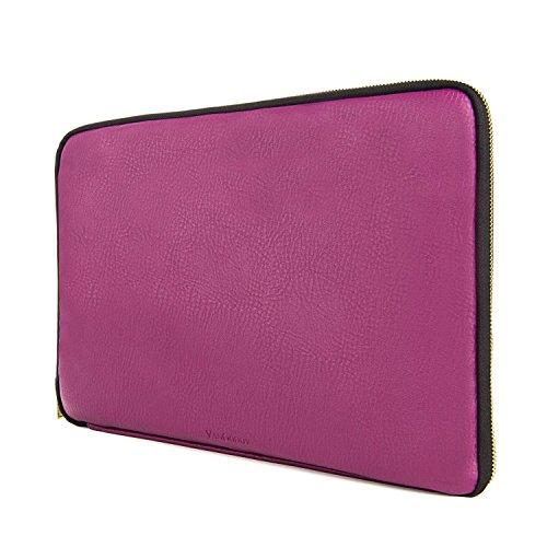 VanGoddy AD_RDYLEA773_117 Schutzhülle, 39,6 cm / 15,6 Zoll, violett