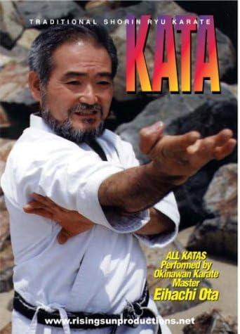 Traditional Shorin Ryu Karate Kata d product image