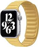 Fengyiyuda Kompatibel mit Apple Watch Armband 38mm 40mm 42mm 44mm,stark magnetisch verstellbarem...