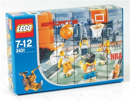 LEGO Sports Basketball 3431 - Streetbasketball