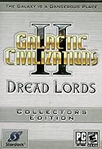 Galactic Civilizations II (2) Dread Lords Collectors Edition