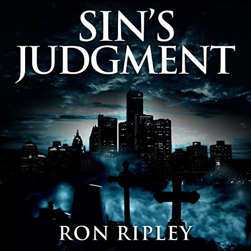Sin's Judgment Audiobook By Ron Ripley, Scare Street cover art