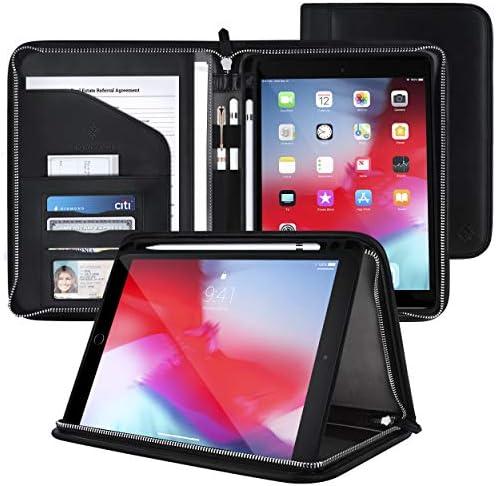 rooCASE Wilshire Case iPad Air 3rd Gen 10 5 2019 iPad Pro 10 5 2017 Executive Portfolio Case product image