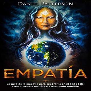Empatía [Empathy] audiobook cover art