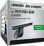 Rameder Pack Barres de Toit Tema pour Mercedes-Benz Classe R (118846-05463-1-FR)