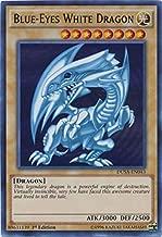 Blue-Eyes White Dragon - DUSA-EN043 - Ultra Rare - 1st Edition - Duelist Saga (1st Edition)