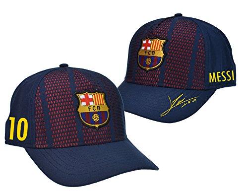 Barça Kappe, Design Lionel Messi, offizielle Kollektion des FC Barcelona