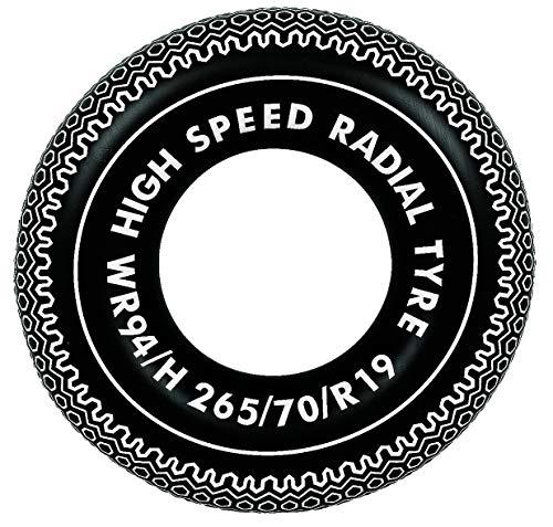 vom Pullach Hof Schwimmring| Schwimmreifen| 90 cm Durchmesser| High Speed Ring|